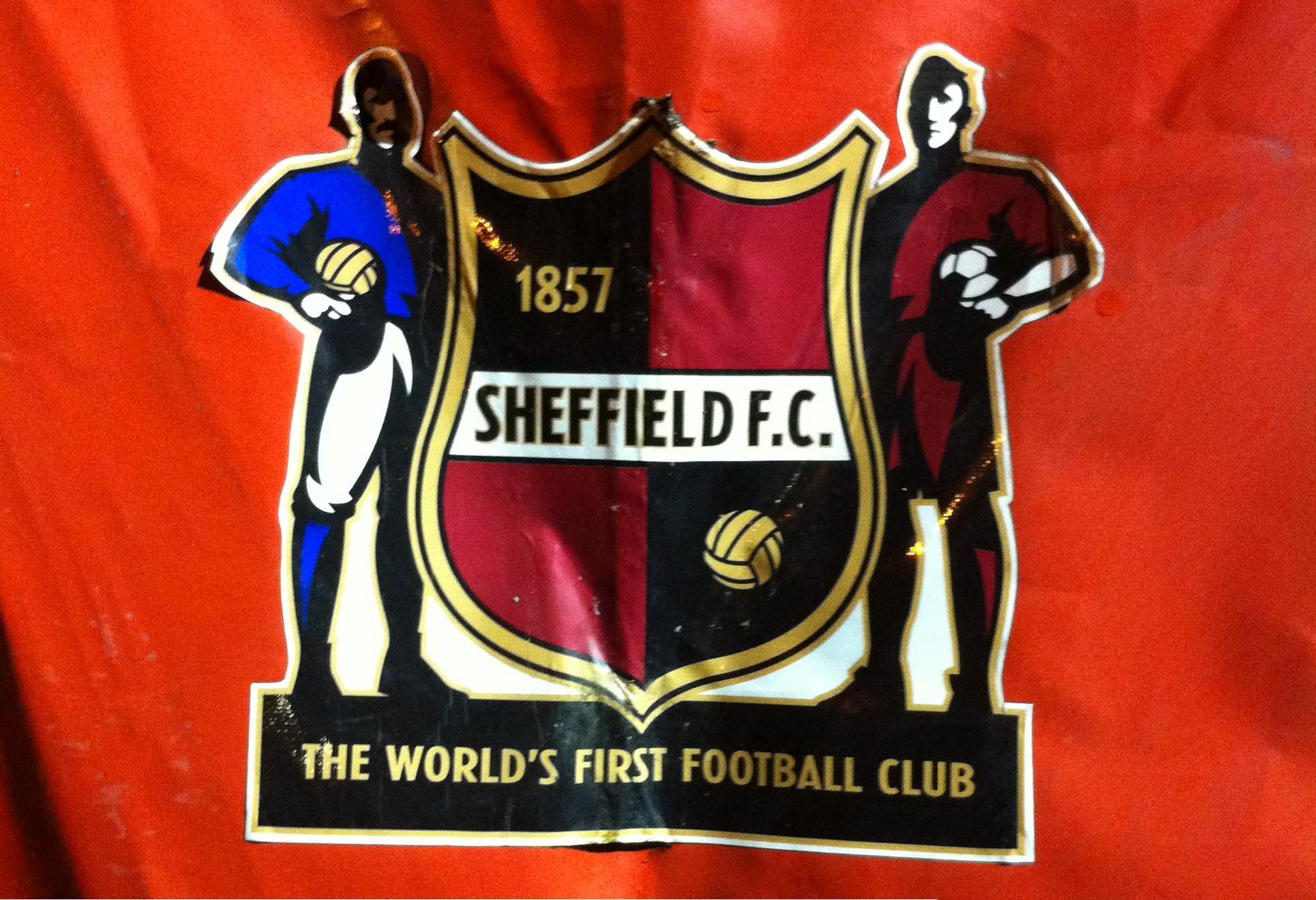 pedido logo sheffield fc logos amp otros football